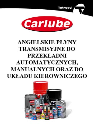 Carlube ATF and Fluid