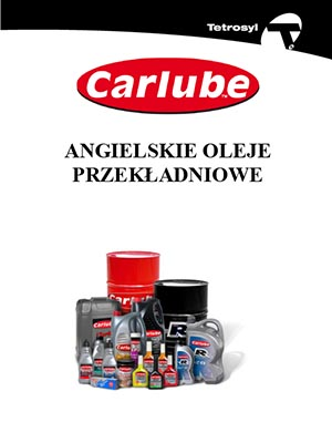 Carlube Gear Oils